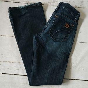 Joe's Jeans Rocker Fit Boot Cut Jeans